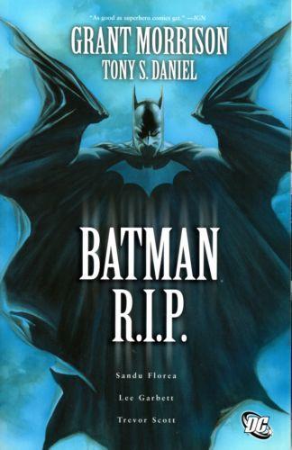 Batman R.I.P. Conditie: Tweedehands, als nieuw DC 1