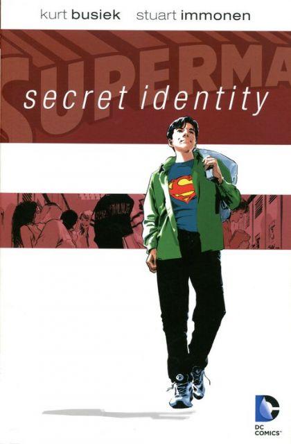 Superman: Secret Identity Conditie: Tweedehands, als nieuw DC 1
