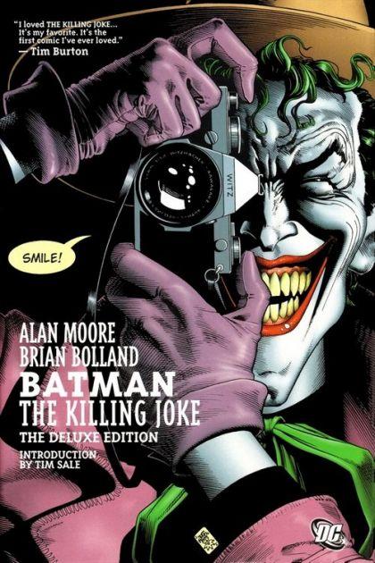 Batman: The Killing Joke HC Conditie: Tweedehands, als nieuw DC 1