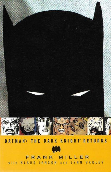 Batman: The Dark Knight Returns Conditie: Tweedehands, redelijk DC 1