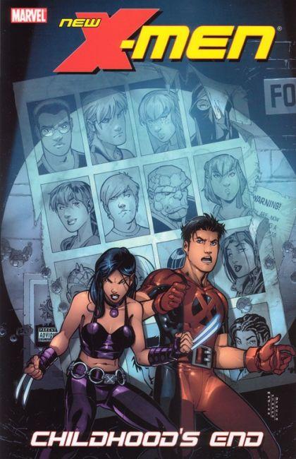 New X-Men: Childhood's End Volume 2 Conditie: Tweedehands, als nieuw Marvel 1