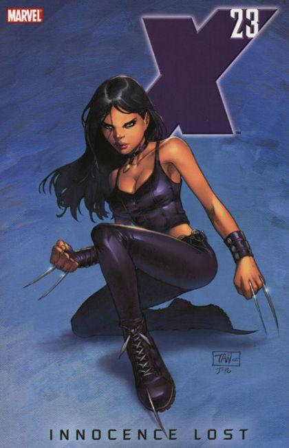X-23: Innocence Lost Conditie: Tweedehands, als nieuw Marvel 1