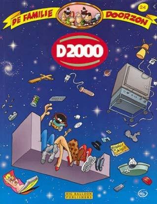 De Familie Doorzon Volume 24: D2000 Conditie: Tweedehands, matig Big Balloon 1