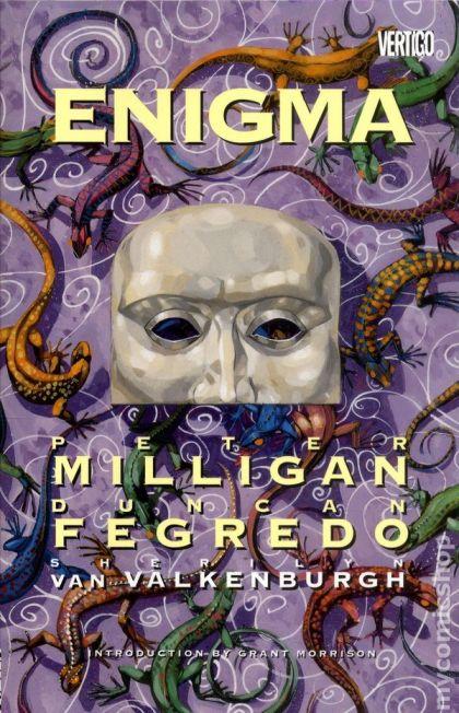 Enigma Conditie: Tweedehands, als nieuw Vertigo 1
