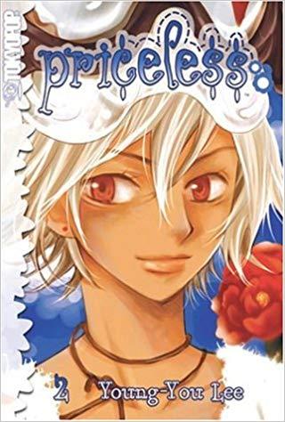 Priceless Volume 2 Conditie: Tweedehands, goed Tokyopop 1