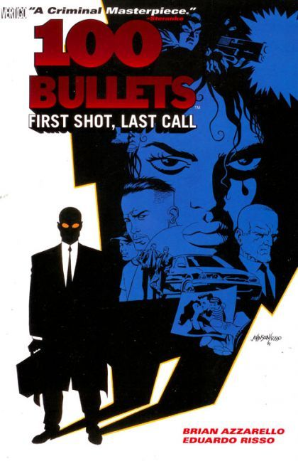 100 Bullets Volume 1: First Shot, Last Call Conditie: Tweedehands, als nieuw Vertigo 1
