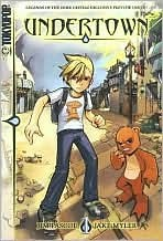 Undertown Volume 1 Conditie: Tweedehands, goed Tokyopop 1
