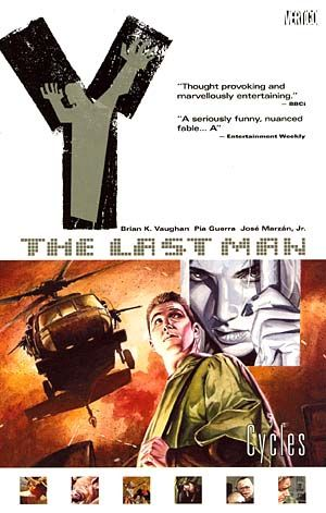 Y the Last Man Volume 2: Cycles Conditie: Tweedehands, goed Vertigo 1