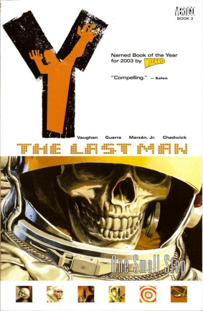Y the Last Man Volume 3: One Small Step Conditie: Tweedehands, goed Vertigo 1