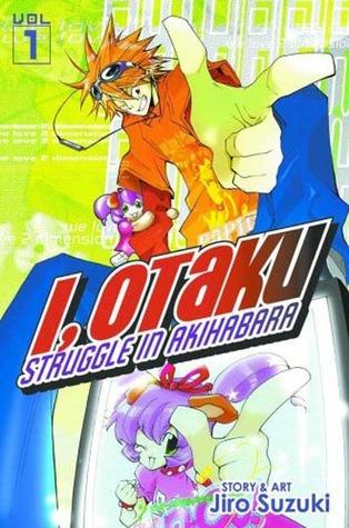 I, Otaku Volume 1: Struggle in Akihabara Conditie: Tweedehands, goed Seven Seas 1