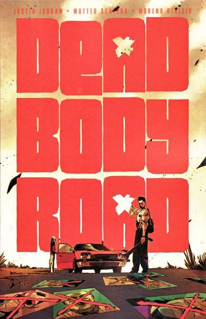 Dead Body Road Volume 1 Conditie: Tweedehands, als nieuw Image 1
