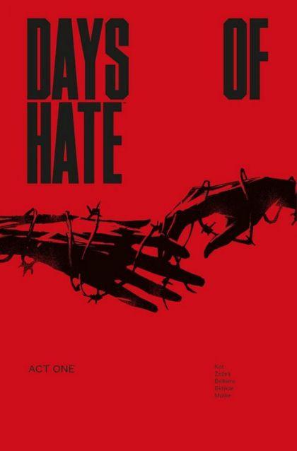 Days of Hate - Act One Conditie: Tweedehands, als nieuw Image 1