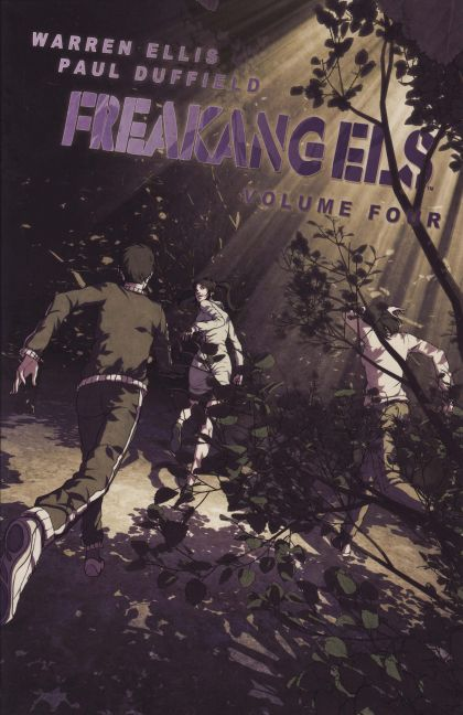 FreakAngels Volume 04 Conditie: Nieuw Avatar 1