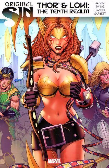 Original Sin: Thor and Loki - The Tenth Realm Conditie: Tweedehands, als nieuw Marvel 1