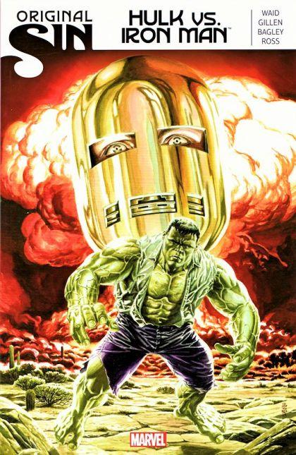 Original Sin: Hulk vs. Iron Man Conditie: Tweedehands, goed Marvel 1