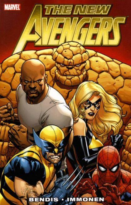 New Avengers Volume 01 Conditie: Tweedehands, goed Marvel 1
