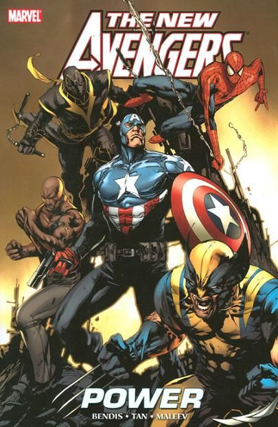 New Avengers Volume 10: Power Marvel 1