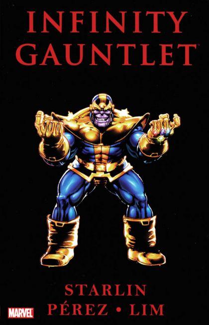 Infinity Gauntlet Conditie: Tweedehands, goed Marvel 1