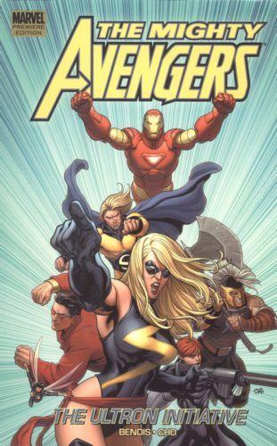 Mighty Avengers Volume 01: The Ultron Initiative [HC] Conditie: Tweedehands, als nieuw Marvel 1