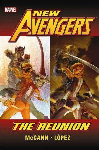 New Avengers: The Reunion Conditie: Tweedehands, als nieuw Marvel 1