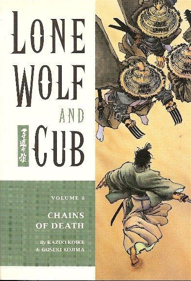 Lone Wolf and Cub Volume 08: Chains Of Death Conditie: Tweedehands, goed Dark Horse 1