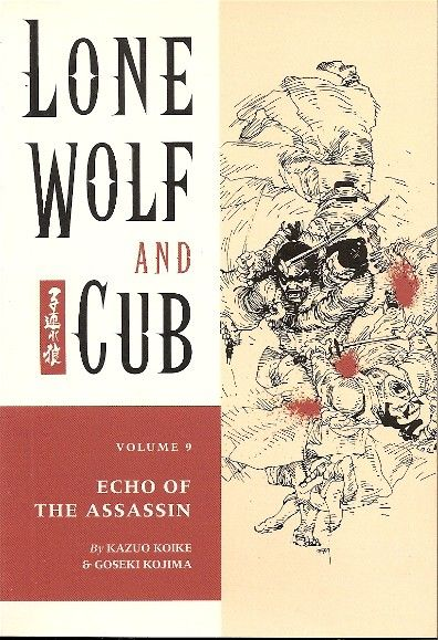 Lone Wolf and Cub Volume 09: Echo Of The Assassin Conditie: Tweedehands, als nieuw Dark Horse 1