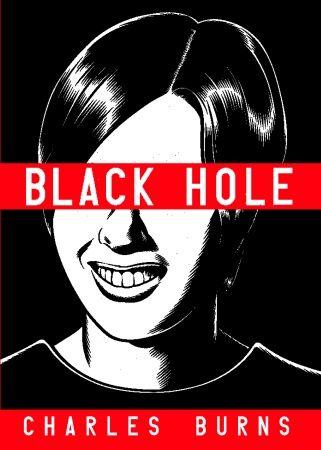 Black Hole Conditie: Tweedehands, als nieuw Kitchen Sink Press 1