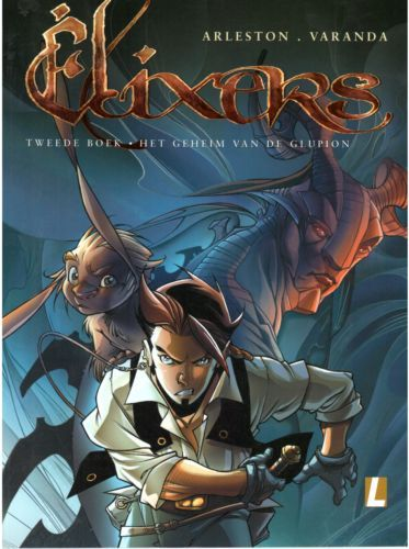 Elixers Volume 02: Het Geheim van de Glupion Conditie: Tweedehands, als nieuw Uitgeverij L 1