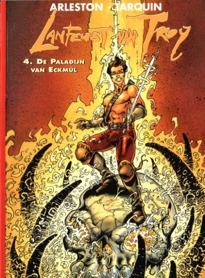 Lanfeust van Troy Volume 04: De paladijn van Eckmé Conditie: Tweedehands, als nieuw Talent 1