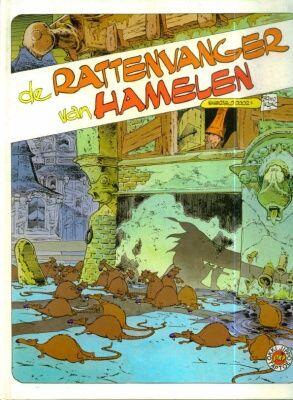 Fred Julsing Vertelt Een Sprookje...: De Rattenvanger van Hamelen Conditie: Tweedehands, redelijk Malmberg 1