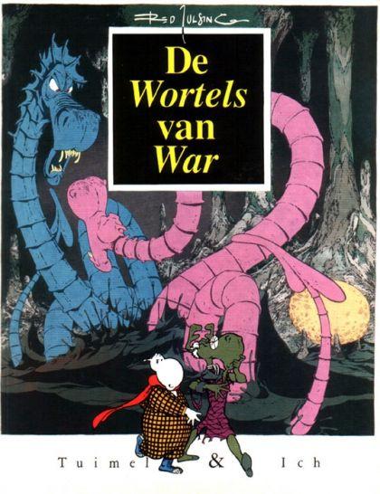 Fred Julsing: De Wortels van War Conditie: Tweedehands, redelijk Oberon 1