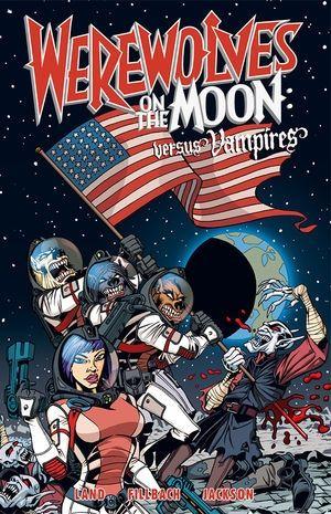 Werewolves On the Moon: Versus Vampires Conditie: Tweedehands, als nieuw Dark Horse Comics 1