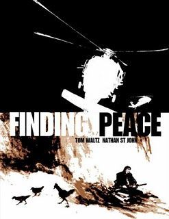 Finding Peace Conditie: Tweedehands, als nieuw IDW 1