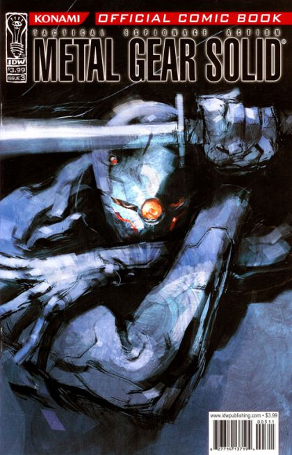 Metal Gear Solid #3 Conditie: Tweedehands, goed IDW 1