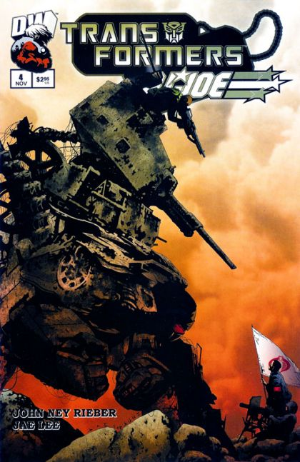 Transformers / G.I. Joe #4 - Wolves Conditie: Tweedehands, goed Dreamwave Productions 1