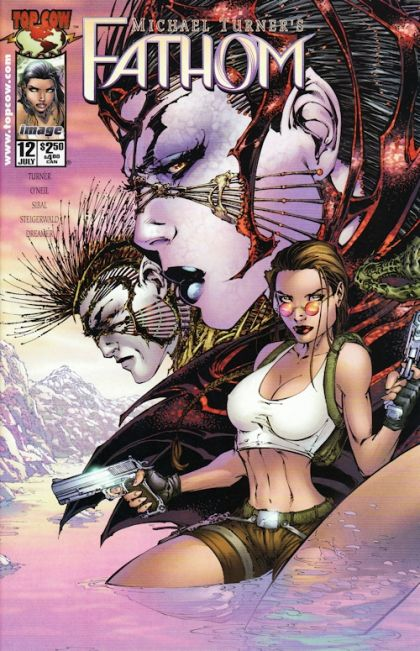 Michael Turner's Fathom, Vol. 1 #10-14 Set   1