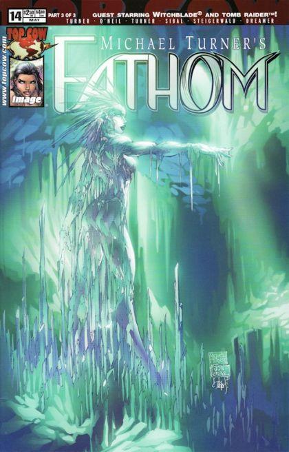 Michael Turner's Fathom, Vol. 1 #14A - Part 3 Conditie: Tweedehands, als nieuw Image 1