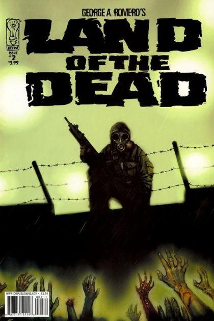 Land of the Dead #2A Conditie: Tweedehands, als nieuw IDW 1