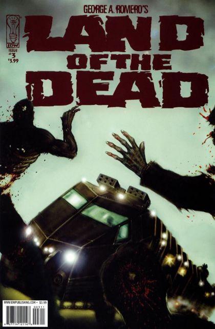 Land of the Dead #3A Conditie: Tweedehands, als nieuw IDW 1