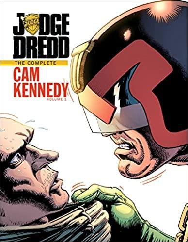 Judge Dredd: The Complete Cam Kennedy Collection Volume 1 Conditie: Tweedehands, als nieuw IDW 1