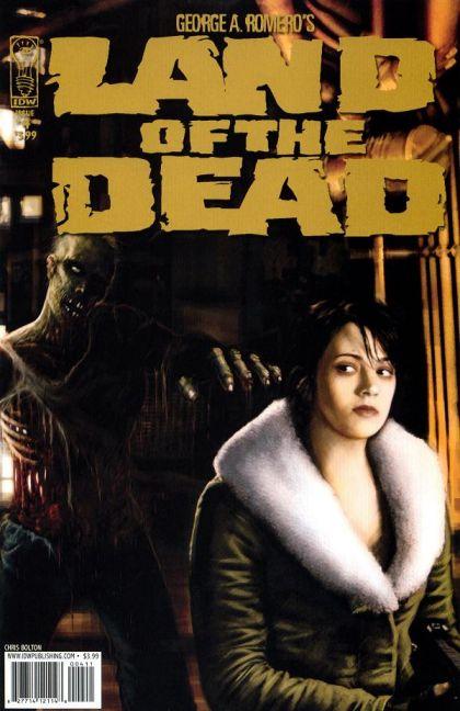 Land of the Dead #4B Conditie: Tweedehands, als nieuw IDW 1
