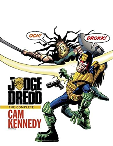 Judge Dredd: The Complete Cam Kennedy Collection Volume 2 Conditie: Tweedehands, als nieuw IDW 1