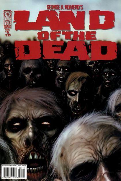 Land of the Dead #5A Conditie: Tweedehands, als nieuw IDW 1