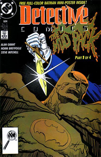 Detective Comics, Vol. 1 #604 - Part One: Men of Clay Conditie: Goed DC 1