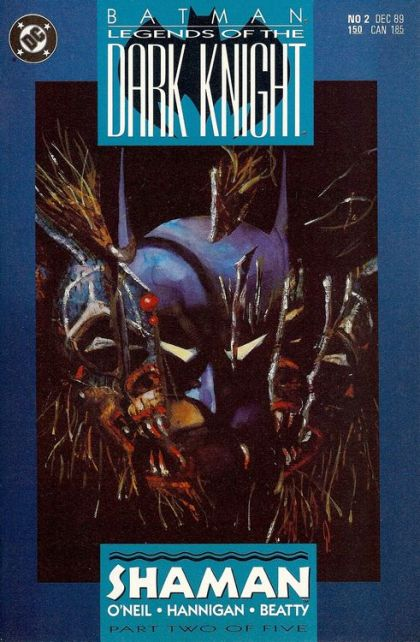 Batman: Legends of the Dark Knight #2 - Part 2 Conditie: Goed DC 1