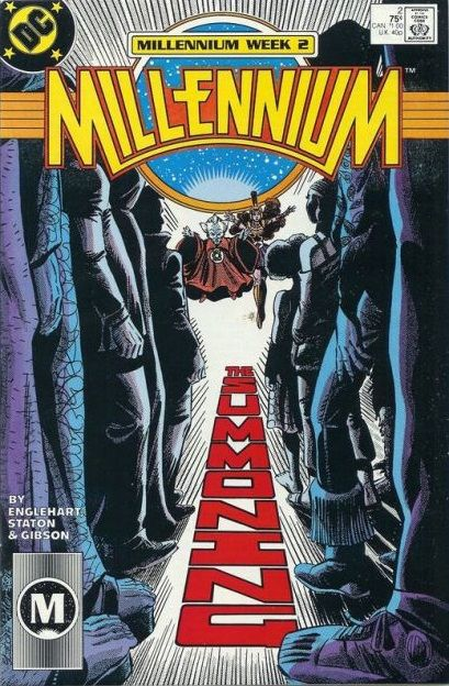 Millennium #2 - Week Two: Under Conditie: Goed DC 1