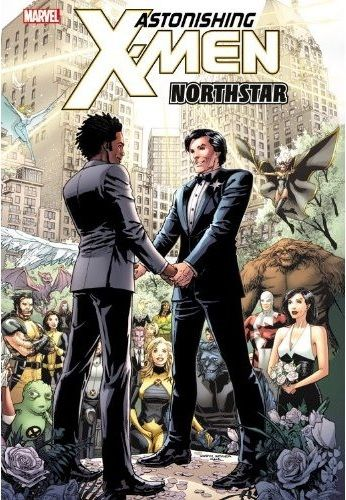 Astonishing X-Men: Northstar Weaver [HC] Conditie: Nieuw Marvel 1