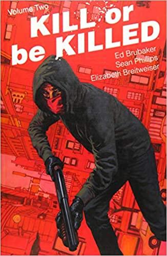 Kill Or Be Killed TPB 1-4 Set 1