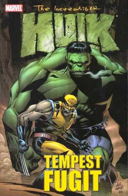 The Incredible Hulk [Vol. 2] Volume 09 - Tempest Fugit Conditie: Tweedehands, als nieuw Marvel 1