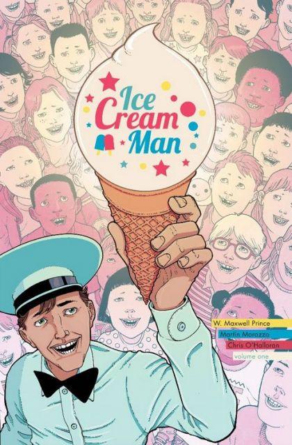Ice Cream Man Volume 1: Rainbow Spinkles Conditie: Tweedehands, als nieuw Image 1